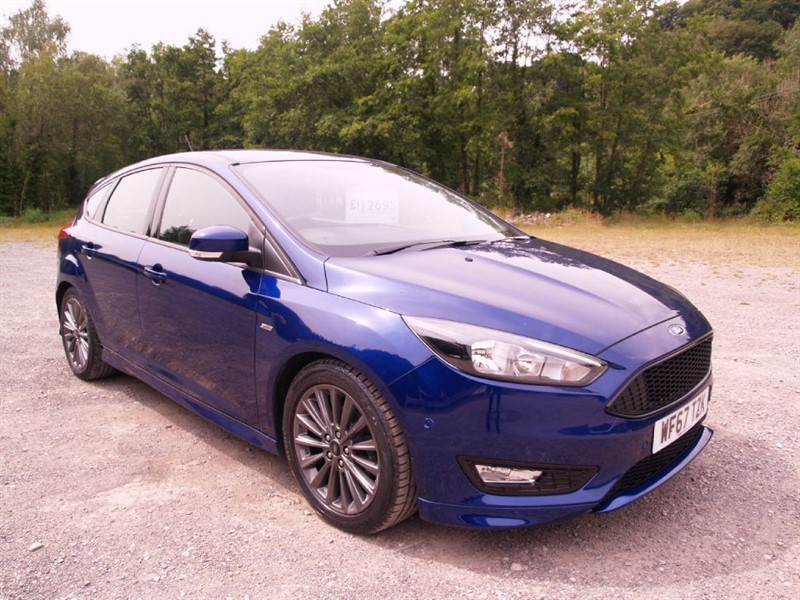 used Ford Focus ST-LINE TDCI in lydney