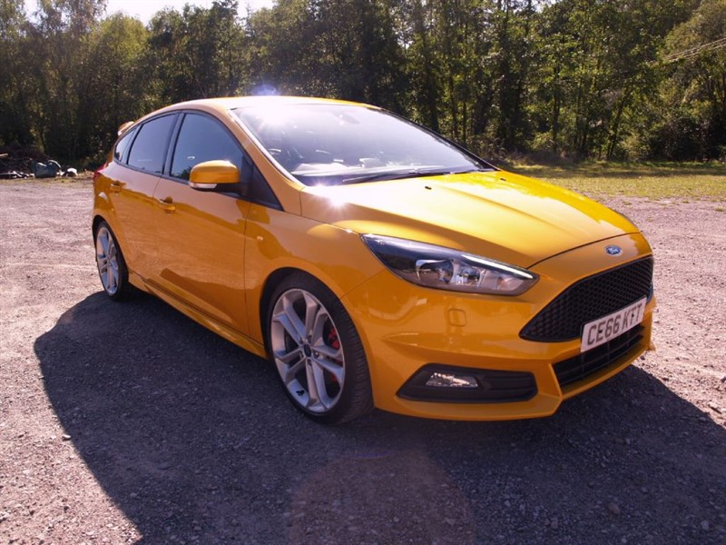 used Ford Focus ST-3 TDCI in lydney