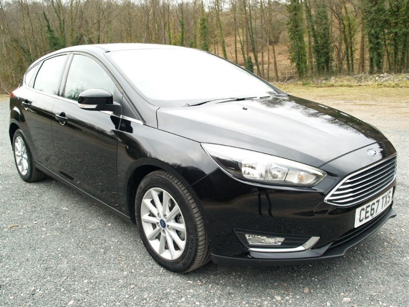 used Ford Focus TITANIUM in lydney