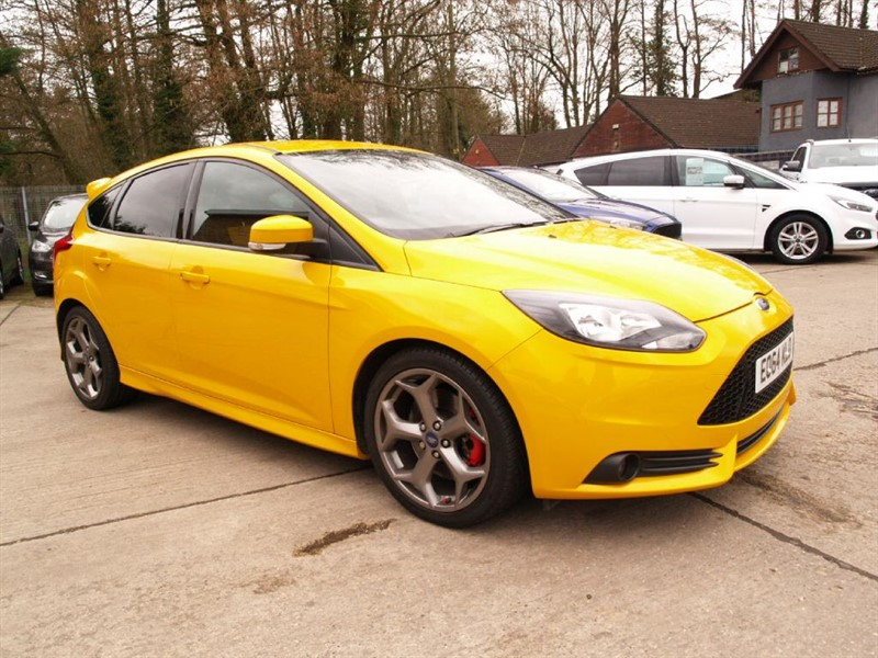 used Ford Focus ST 2 in lydney