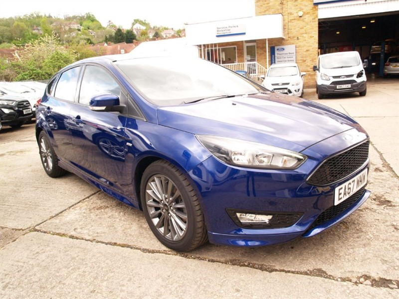 used Ford Focus ST-LINE in lydney