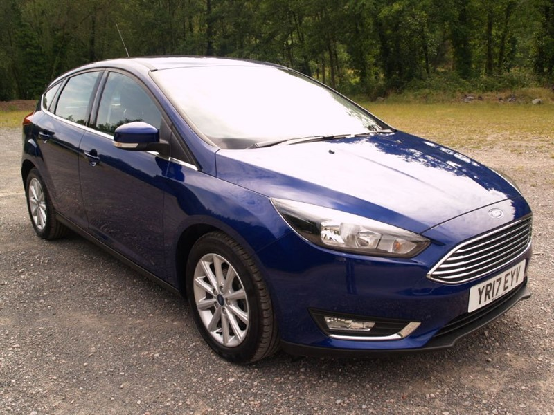 used Ford Focus TITANIUM NAV in lydney