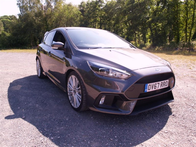 used Ford Focus RS in lydney