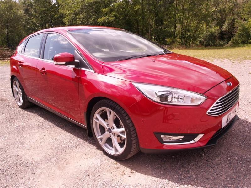 used Ford Focus Titanium X in lydney