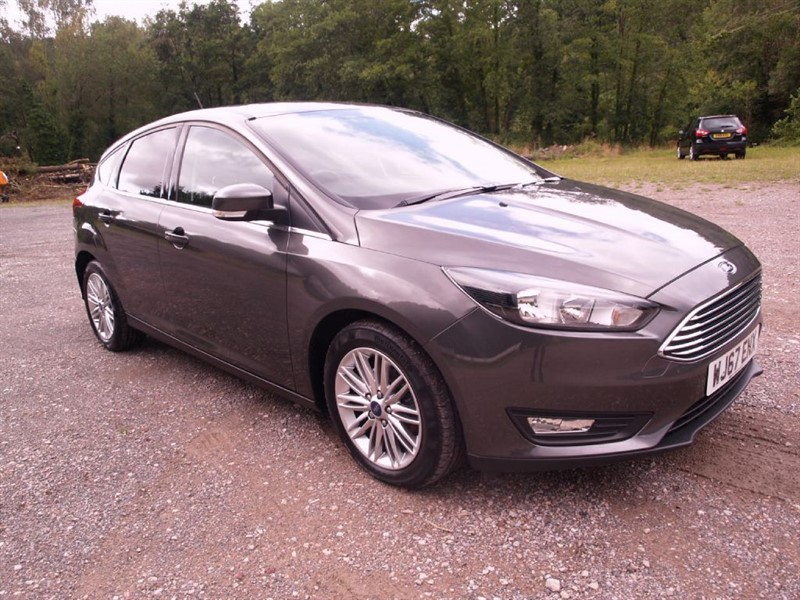 used Ford Focus ZETEC EDITION in lydney
