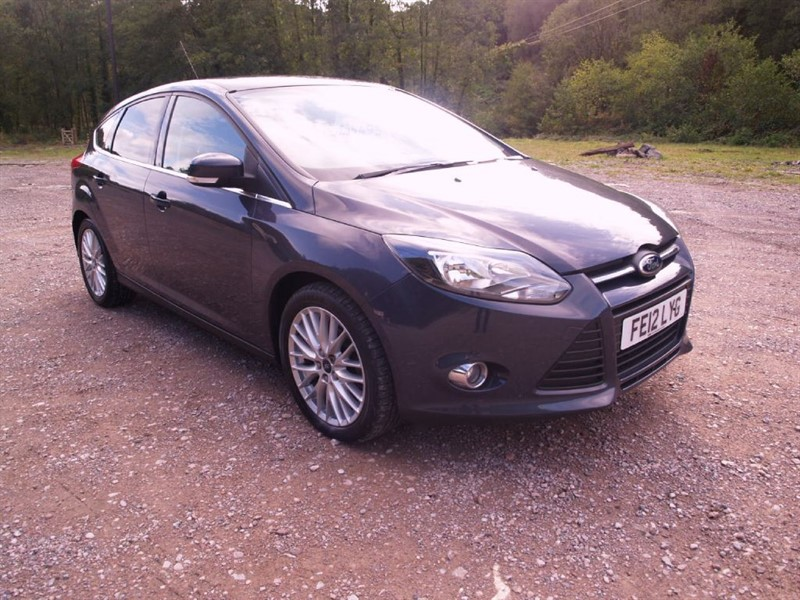 used Ford Focus ZETEC in lydney