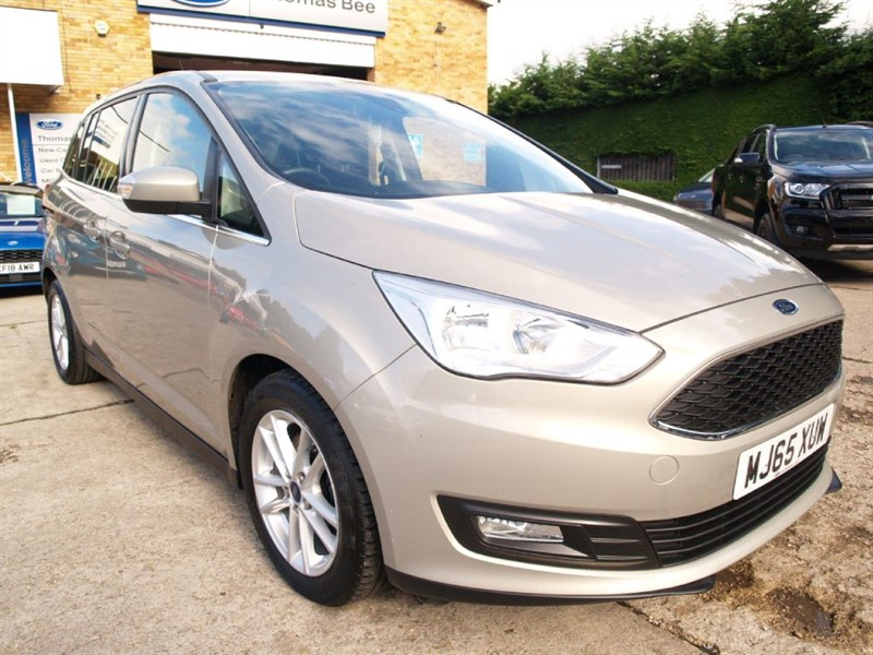 used Ford Grand C-Max ZETEC TDCI in lydney