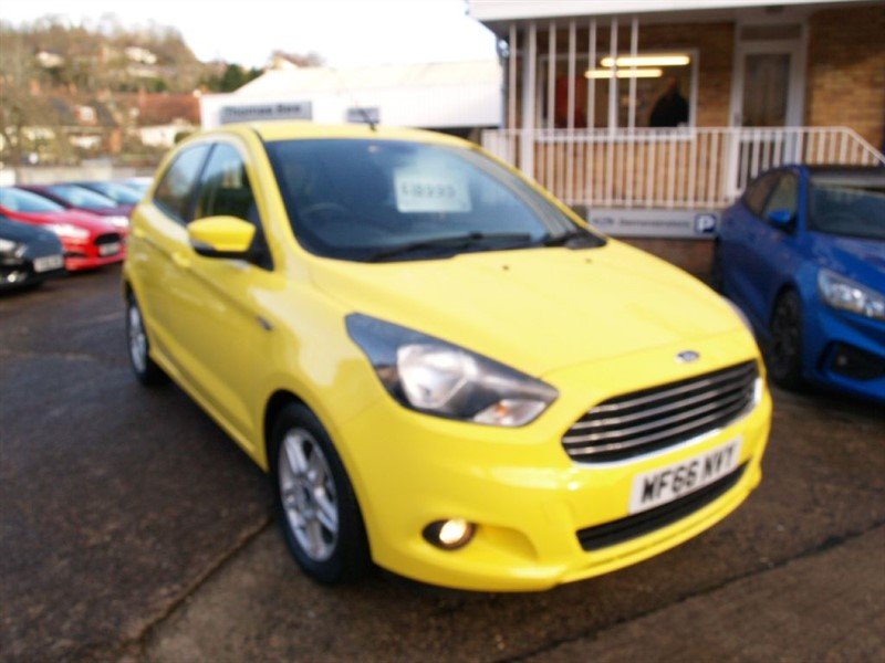 Ford KA+ for sale