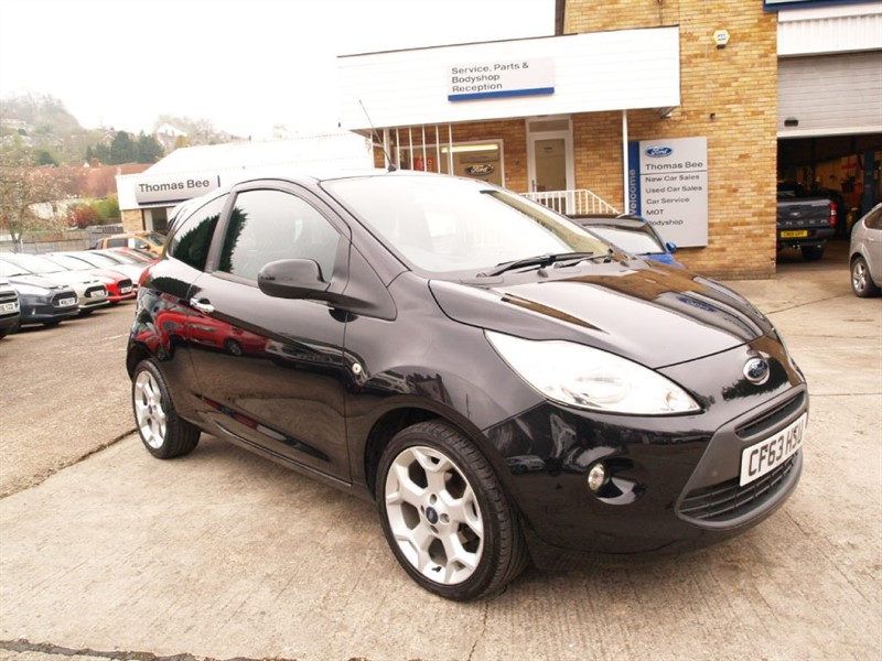 used Ford KA TITANIUM in lydney