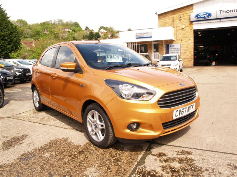 used Ford KA+ ZETEC in lydney