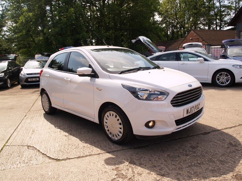 used Ford KA+ STUDIO in lydney