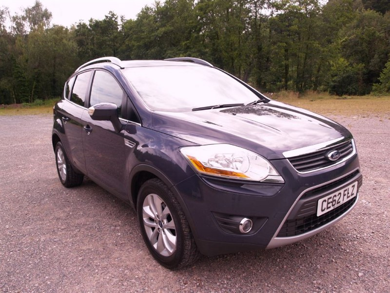 used Ford Kuga TITANIUM TDCI AWD in lydney