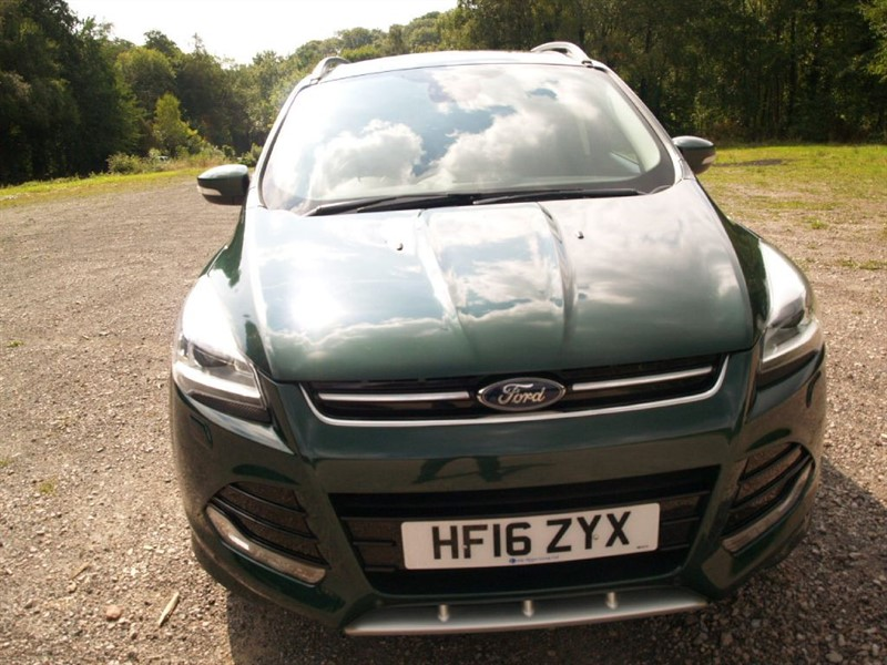 used Ford Kuga TITANIUM X SPORT TDCI in lydney