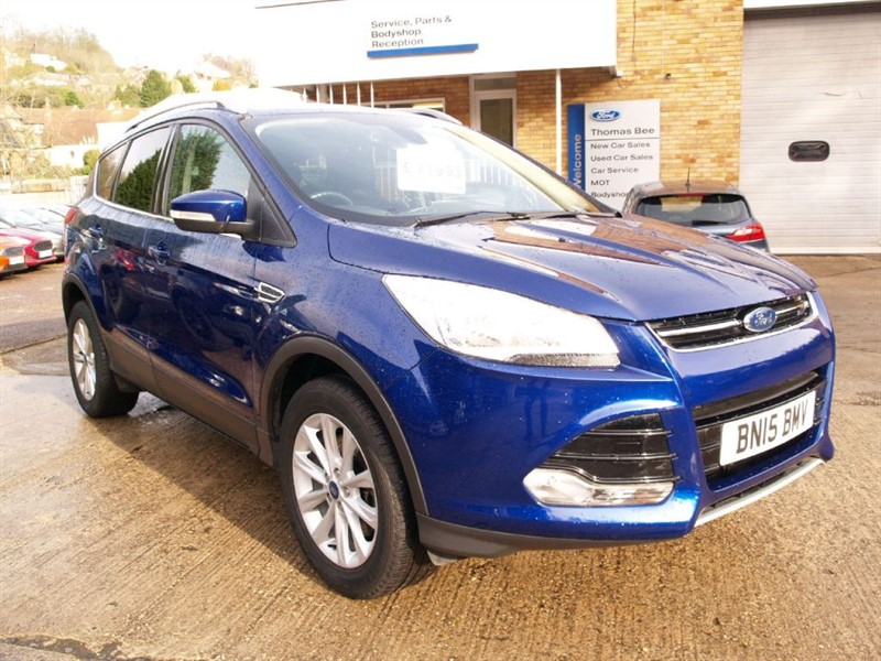used Ford Kuga TITANIUM TDCI in lydney