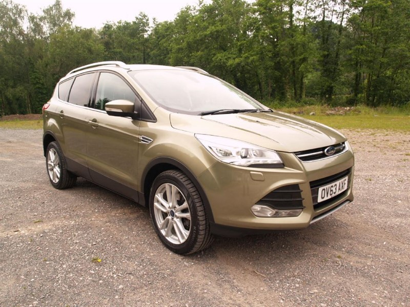 used Ford Kuga TITANIUM X TDCI in lydney