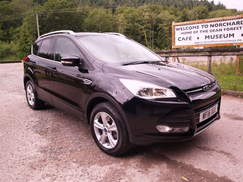 used Ford Kuga ZETEC TDCI in lydney