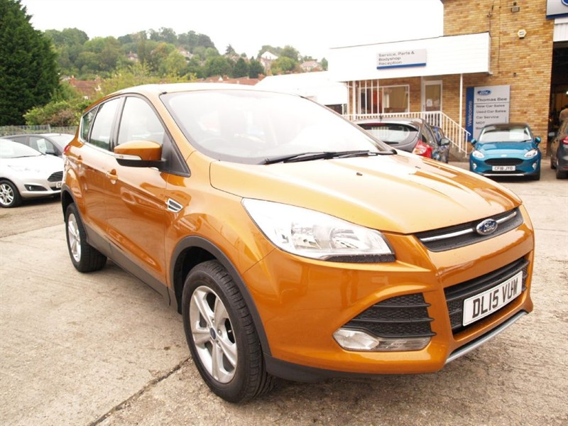 used Ford Kuga ZETEC in lydney