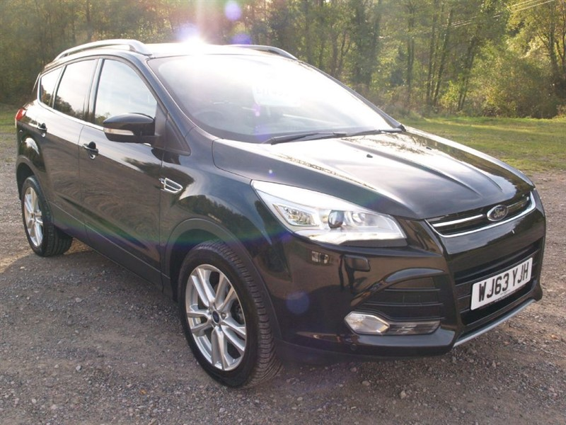used Ford Kuga TITANIUM X in lydney