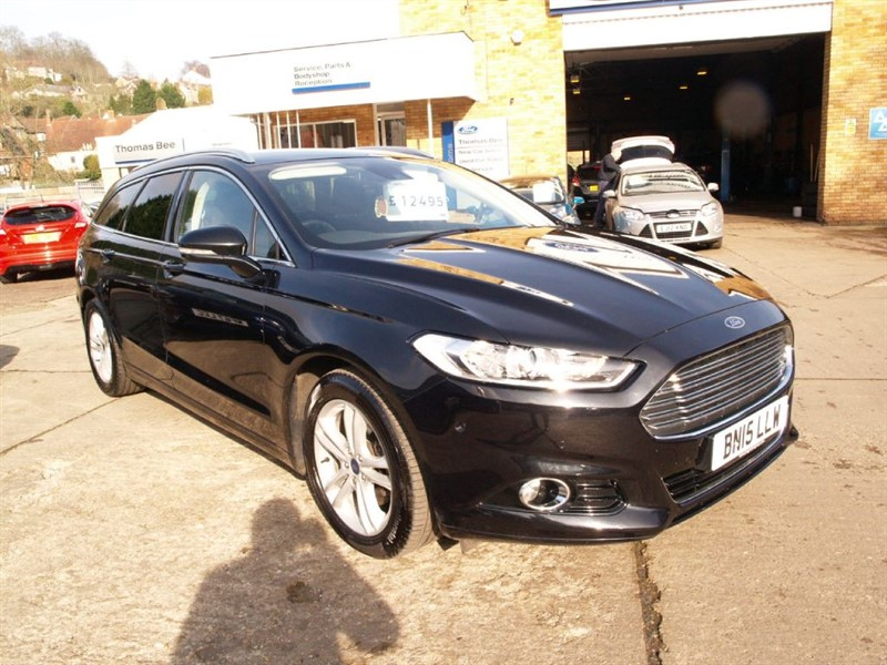 used Ford Mondeo TITANIUM TDCI in lydney