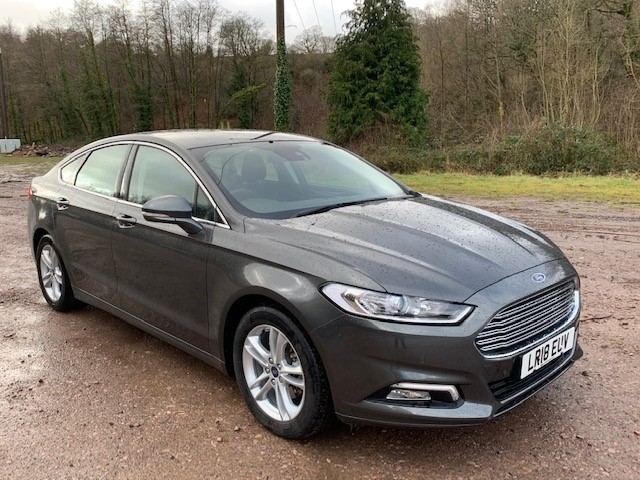 used Ford Mondeo ZETEC TDCI in lydney