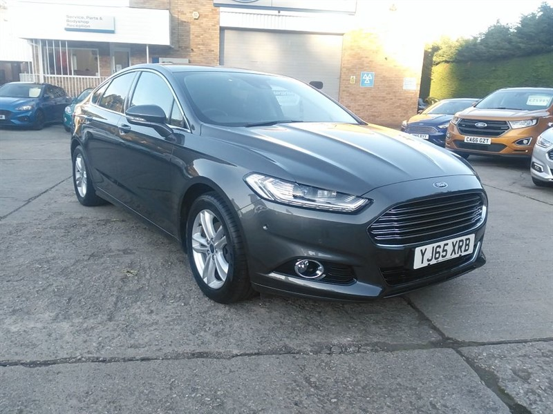 used Ford Mondeo TITANIUM TDCI X PACK in lydney