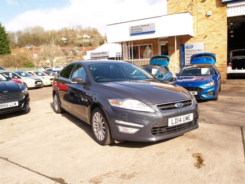 used Ford Mondeo ZETEC BUSINESS EDITION TDCI in lydney