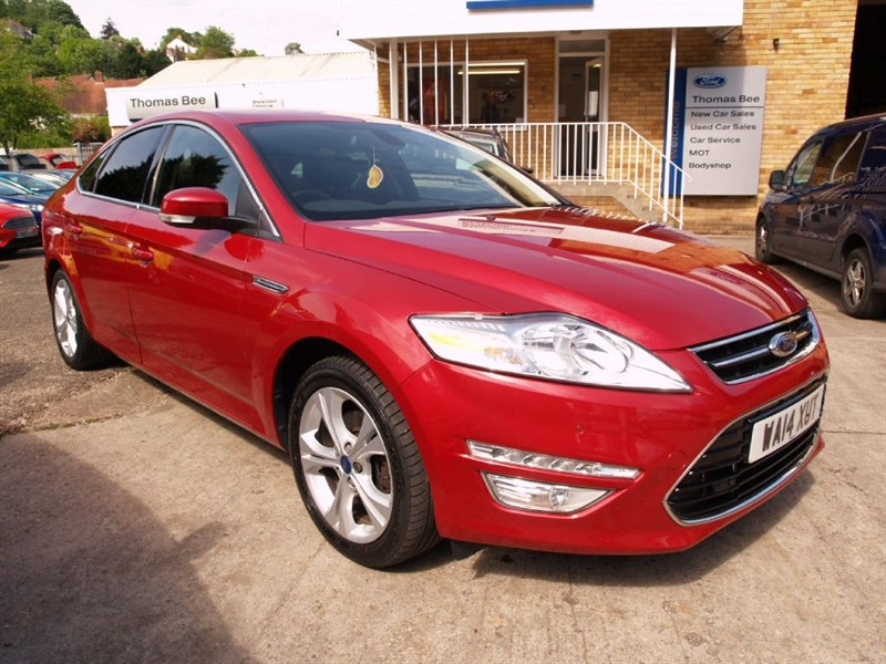 used Ford Mondeo TITANIUM X BUSINESS EDITION TDCI START/STOP in lydney