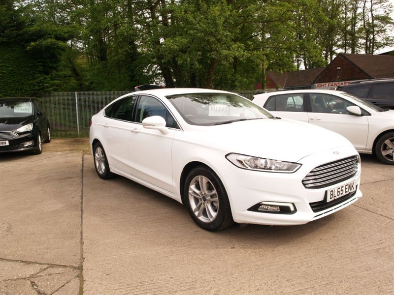 used Ford Mondeo ZETEC in lydney