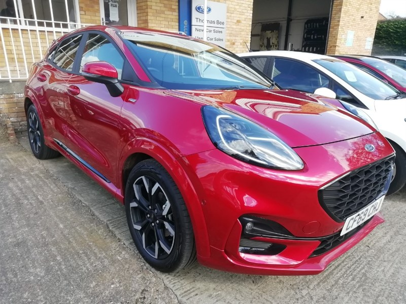used Ford Puma ST-LINE X FIRST EDITION in lydney