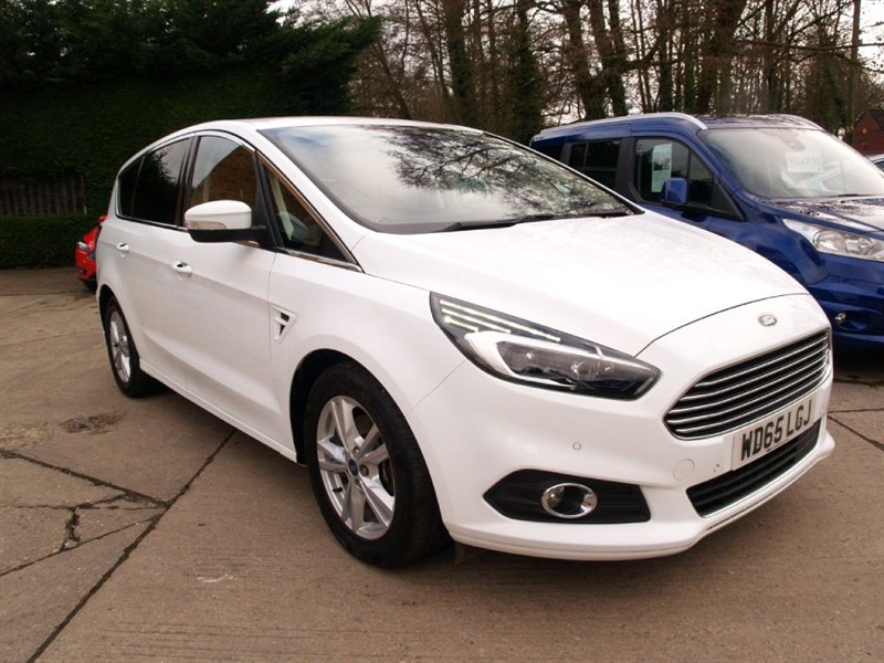 used Ford S-Max TITANIUM TDCI in lydney