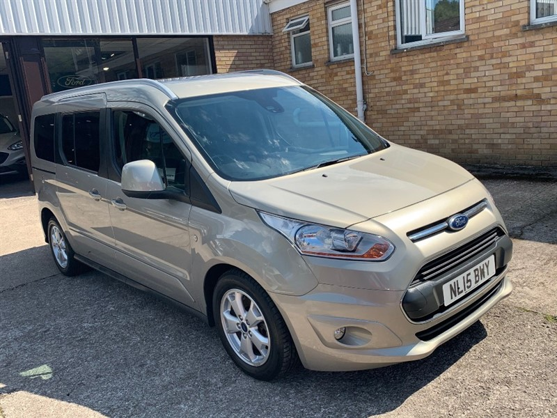 used Ford Tourneo Connect GRAND TITANIUM TDCI in lydney