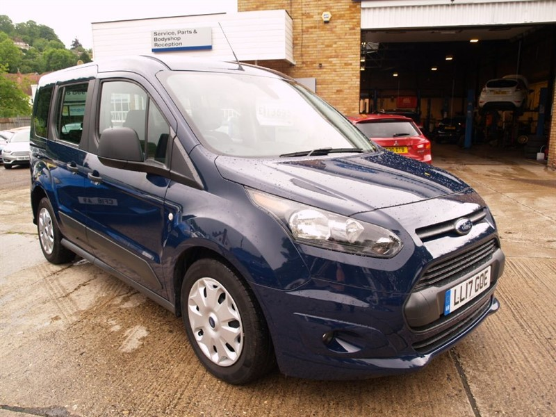 used Ford Tourneo Connect ZETEC TDCI in lydney