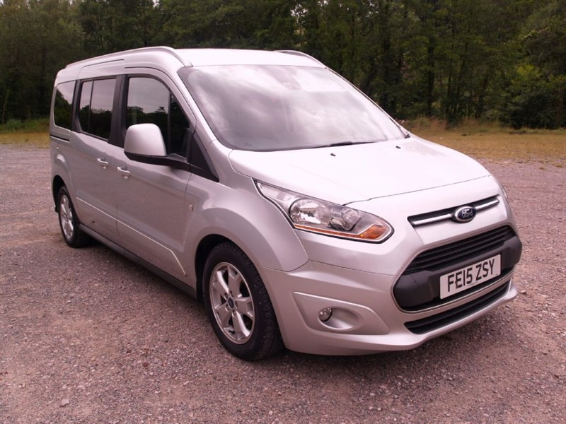 used Ford Tourneo Connect GRAND TOURNEO CONNECT TITANIUM TDCI in lydney
