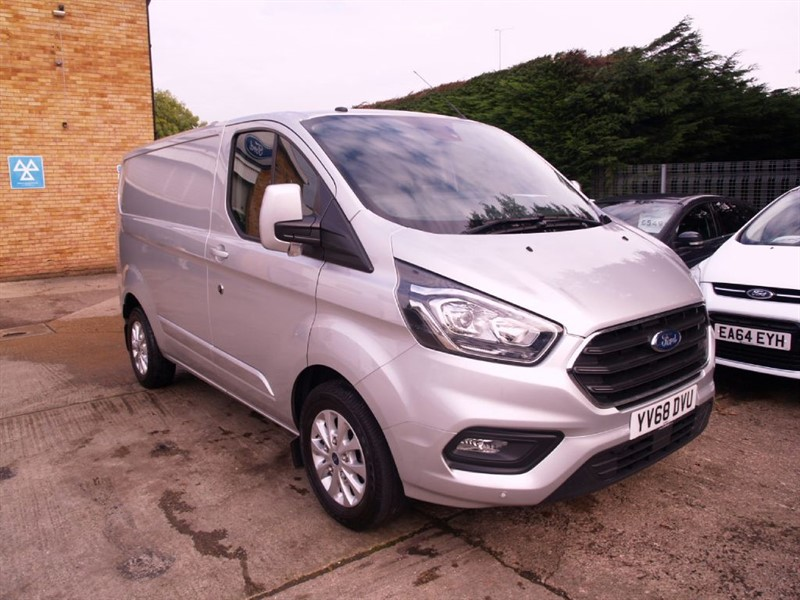 used Ford Transit Custom 280 LIMITED P/V L1 H1 in lydney