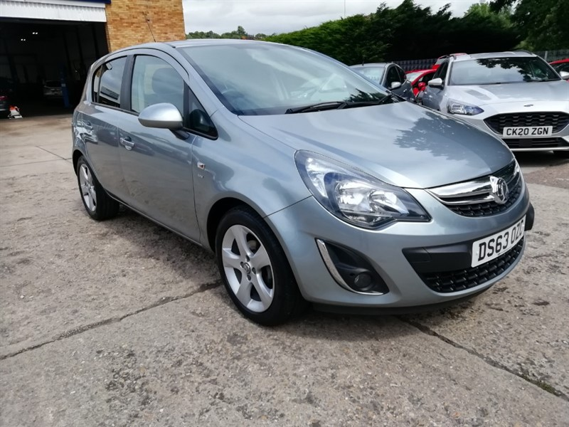 used Vauxhall Corsa SXI AC in lydney