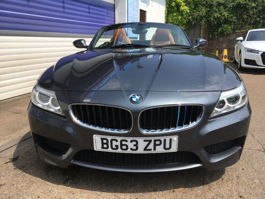 used grey bmw z4 for sale surrey. Black Bedroom Furniture Sets. Home Design Ideas