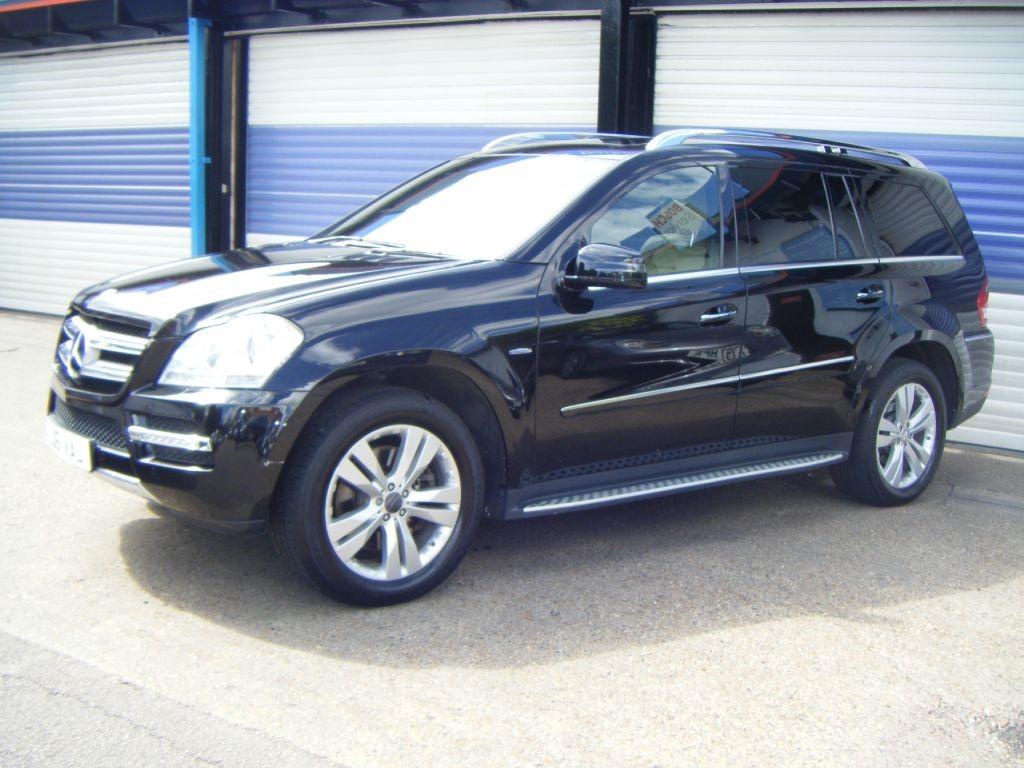 Used black mercedes gl for sale surrey for Mercedes benz surrey uk