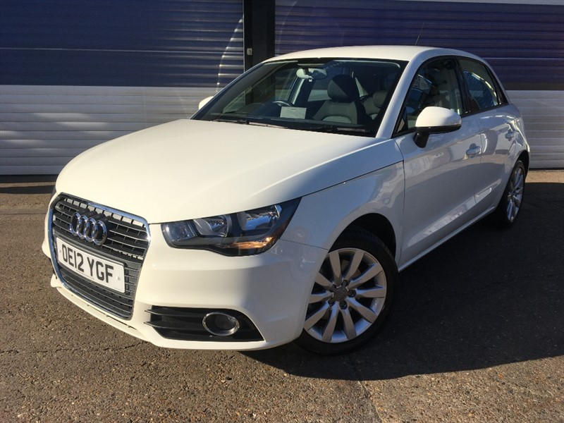 used Audi A1 SPORTBACK TFSI SPORT in surrey