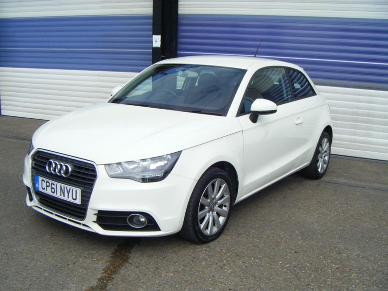 used Audi A1 TDI SPORT in surrey
