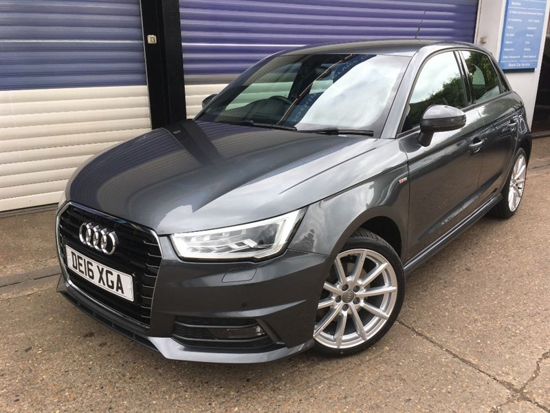 used Audi A1 SPORTBACK TFSI S LINE in surrey