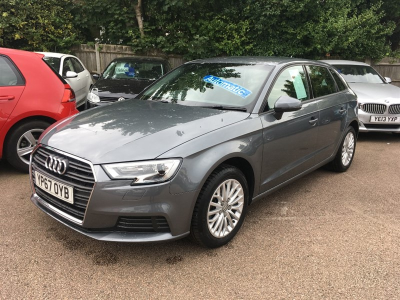 used Audi A3 SPORTBACK TFSI SE TECHNIK in surrey