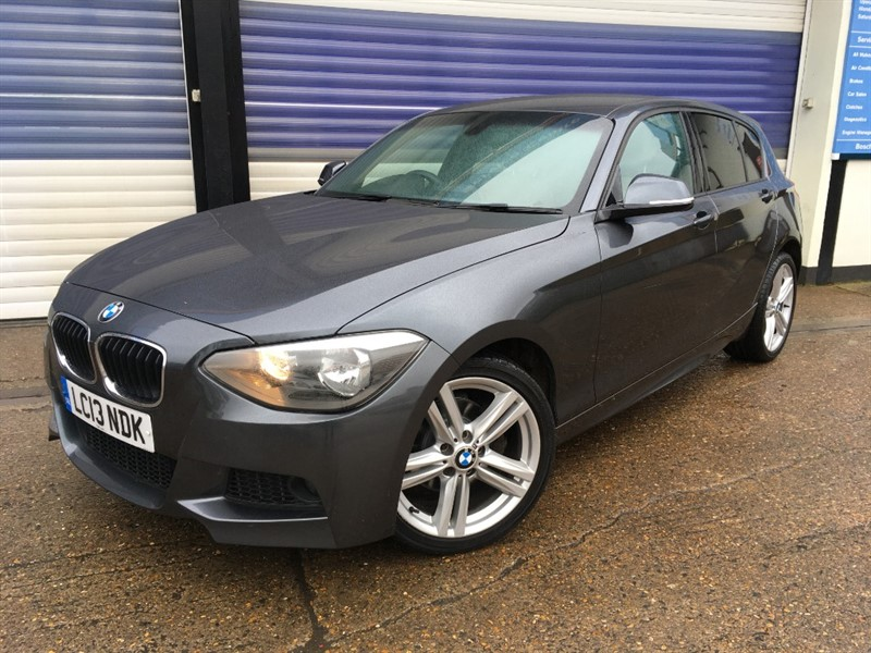 used BMW 118i M SPORT in surrey