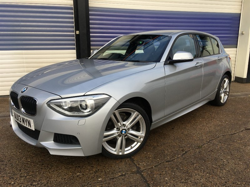 used BMW 120d XDRIVE M SPORT in surrey