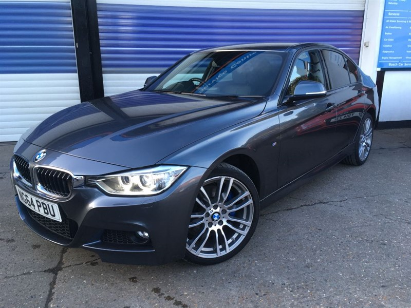 used BMW 320d XDRIVE M SPORT in surrey