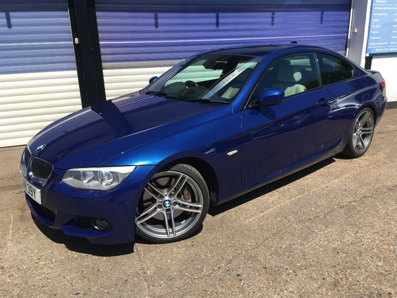 used BMW 335d M SPORT in surrey