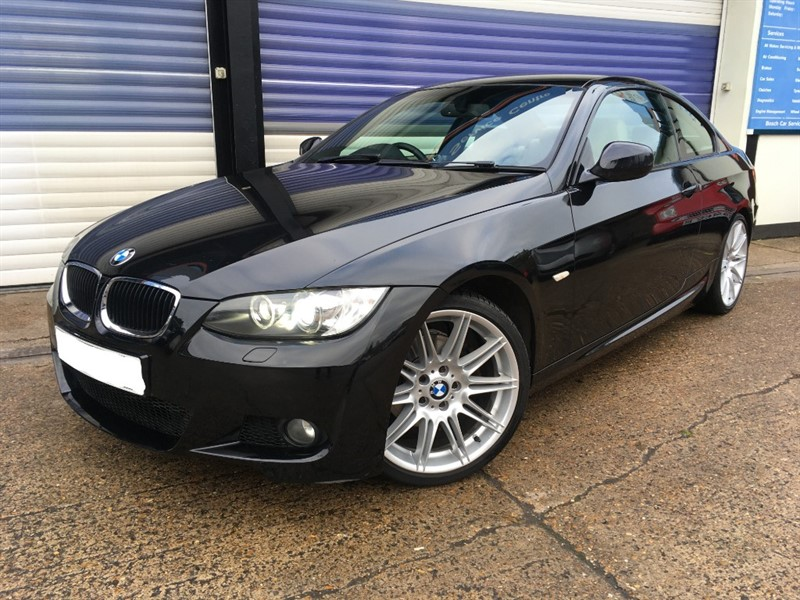 used BMW 320d M SPORT HIGHLINE in surrey