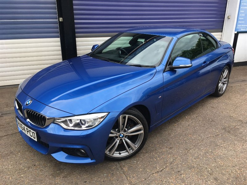used BMW 428i M SPORT in surrey