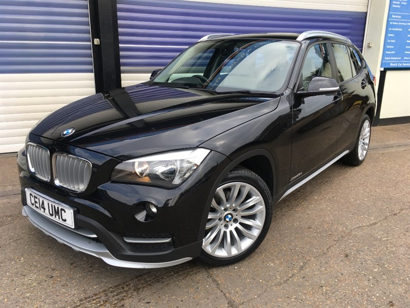 used BMW X1 XDRIVE25D XLINE in surrey
