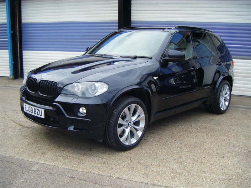 used BMW X5 D M SPORT in surrey