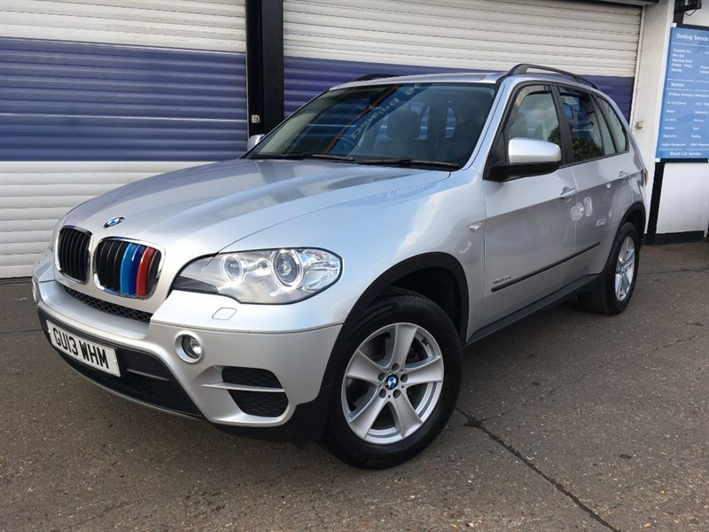 used BMW X5 XDRIVE30D SE in surrey